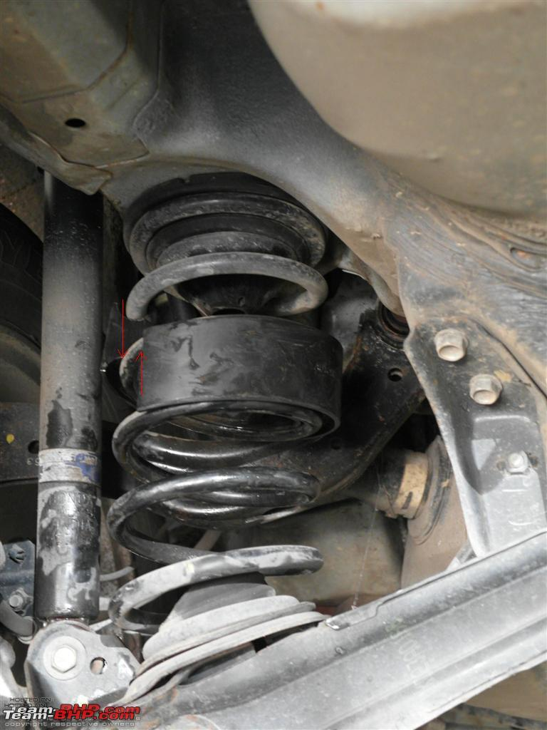 Coil Spring Adjusters Vfm Fix For The Honda Civic S