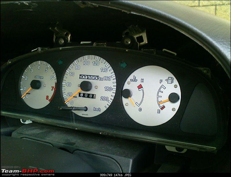 Project Baleno: RED backlighting for the dials. Total cost= Rs.4-dsc00095.jpg