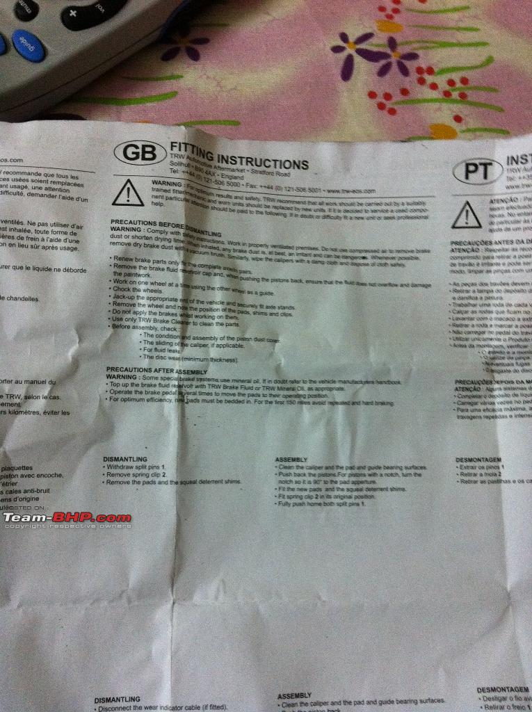 Honda Civic  Maintenance Service Costs and Must dos  Page 108