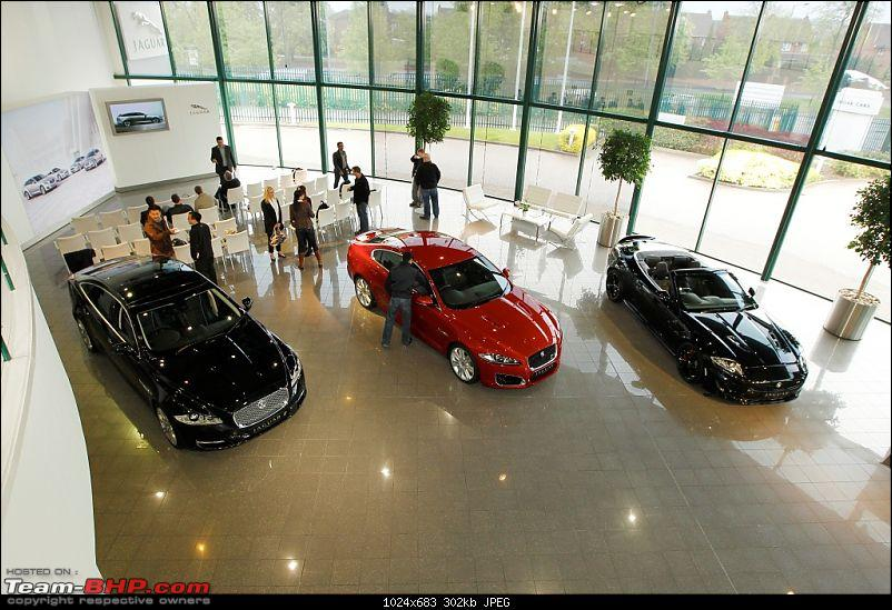 PICS : Jaguar's Castle Bromwich (UK) Factory. Detailed report on the making of the XJ-6.jpg