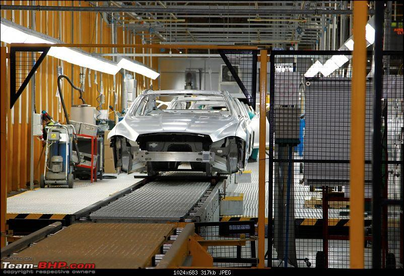 PICS : Jaguar's Castle Bromwich (UK) Factory. Detailed report on the making of the XJ-44_1.jpg