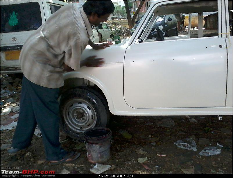 Restoration of Arun's FIAT - '91 Premier Padmini 'Economy'-21.jpg