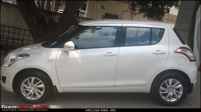 My new Maruti Swift Zxi-up2.jpg