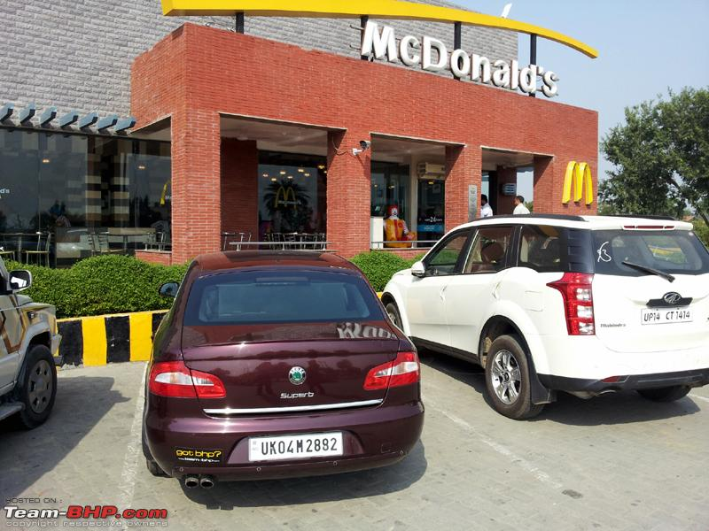Name:  12 Stoppage at Mc Donalds.jpg