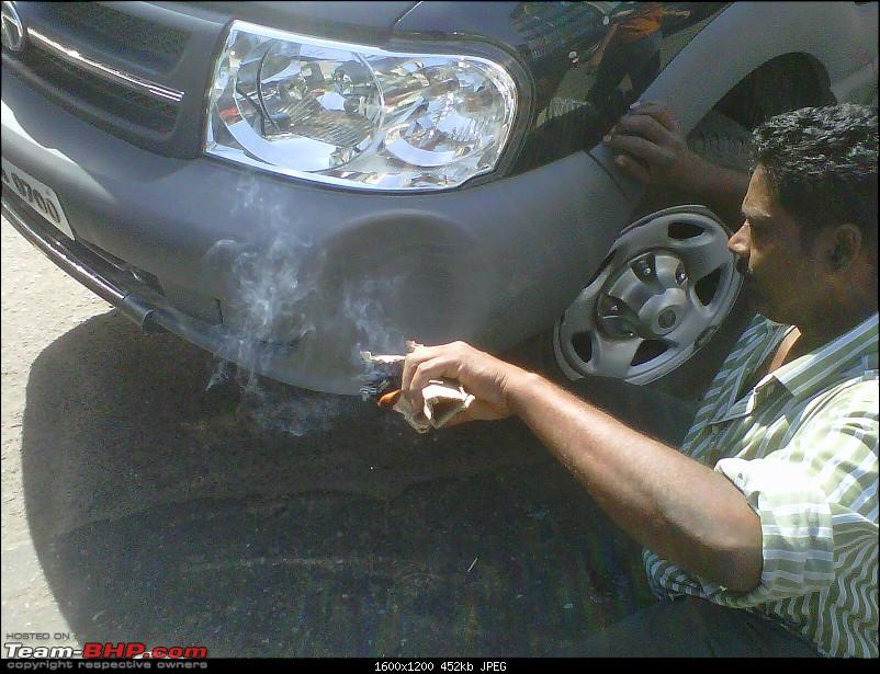 Time to reclaim my Life – 2012 Tata Safari Dicor (aka Beast)-img2012100600132.jpg