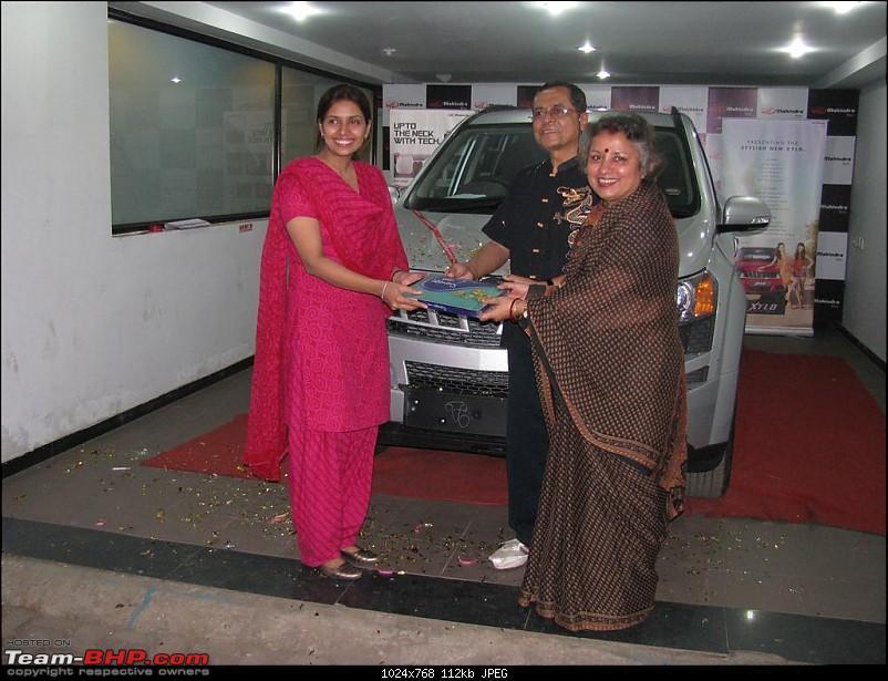 Debuda's Silver Mahindra XUV500 W6 @ Jamshedpur-xuv-3.jpg
