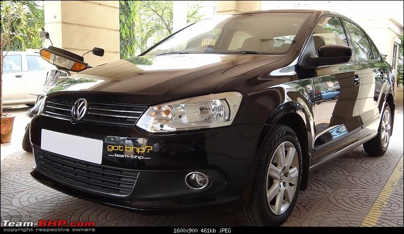 Dark Knight has arrived! VW Vento TDi Highline. EDIT: 5th Service done-dsc07350.jpg