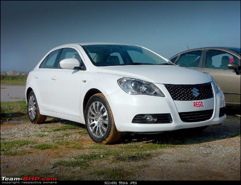 A First on TBHP: Snow White Pearl Suzuki Kizashi CVT EDIT - Pics on Pg 3-p1030592.jpg
