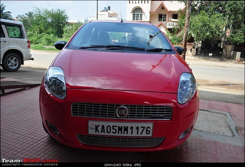 The Red Rocket - Fiat Grande Punto Sport. *UPDATE* Interiors now in Karlsson Leather-dsc_0183.jpg