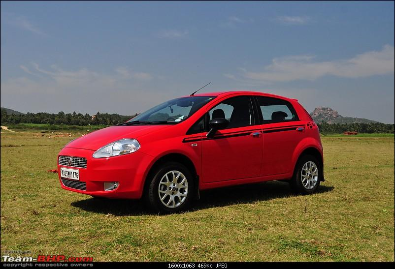 The Red Rocket - Fiat Grande Punto Sport. *UPDATE* Interiors now in Karlsson Leather-dsc_0273.jpg