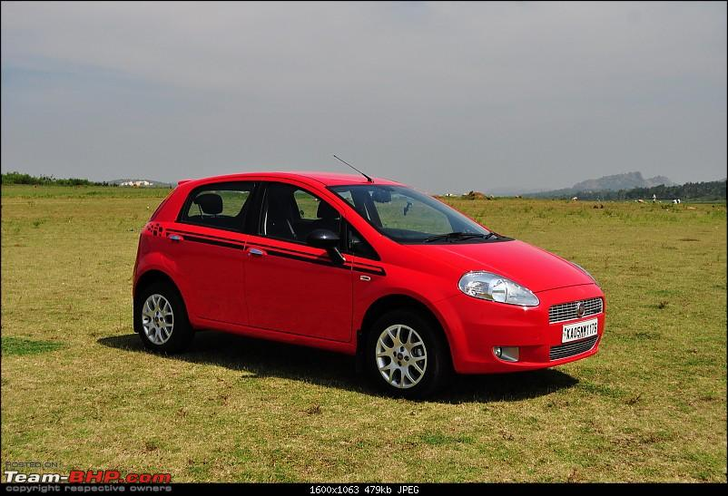 The Red Rocket - Fiat Grande Punto Sport. *UPDATE* Interiors now in Karlsson Leather-dsc_0274.jpg