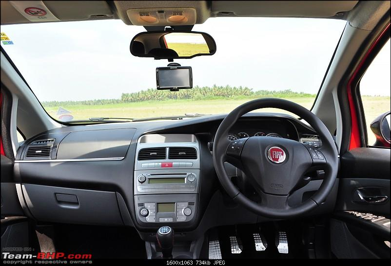 The Red Rocket - Fiat Grande Punto Sport. *UPDATE* Interiors now in Karlsson Leather-dsc_0379.jpg
