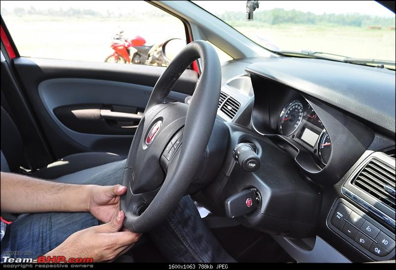 The Red Rocket - Fiat Grande Punto Sport. *UPDATE* Interiors now in Karlsson Leather-dsc_0366.jpg