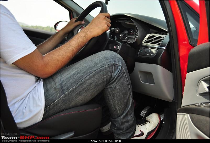 The Red Rocket - Fiat Grande Punto Sport. *UPDATE* Interiors now in Karlsson Leather-dsc_0427.jpg