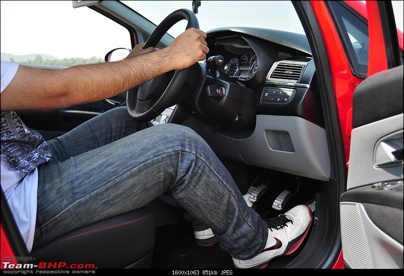 The Red Rocket - Fiat Grande Punto Sport. *UPDATE* Interiors now in Karlsson Leather-dsc_0428.jpg