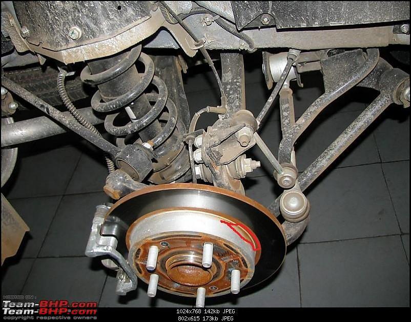 Debuda's Silver Mahindra XUV500 W6 @ Jamshedpur-xuv-15.jpg