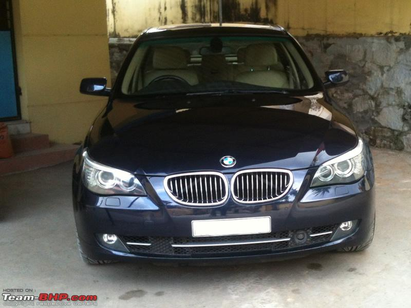 Pre Worshipped Bmw E60 530d Joy Unlimited Team Bhp