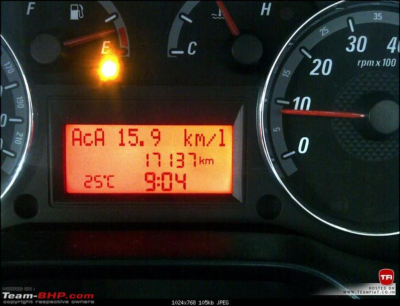 Finally we have our European beauty, Fiat Punto 1.4 E+. Christened Trinity.-img2012121500035.jpg