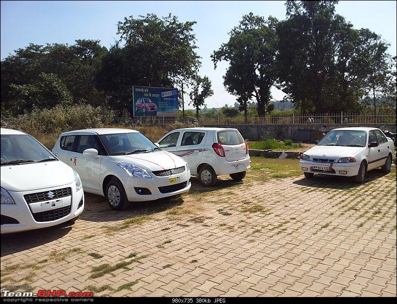 2012 Maruti Ritz VDI - Our new family workhorse! **EDIT: Now sold!**-20121226_113416.jpg