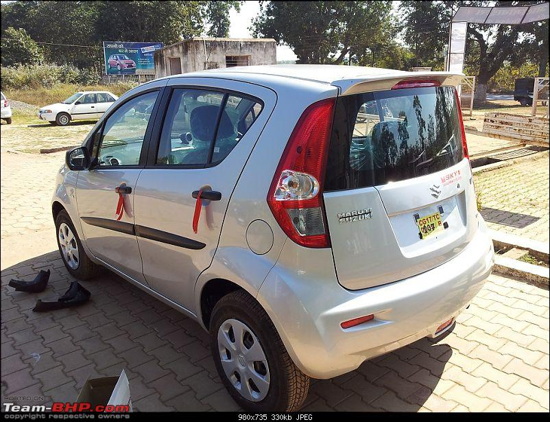 2012 Maruti Ritz VDI - Our new family workhorse! **EDIT: Now sold!**-20121226_114650.jpg