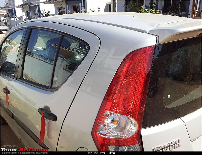 2012 Maruti Ritz VDI - Our new family workhorse! **EDIT: Now sold!**-20121227_112049.jpg