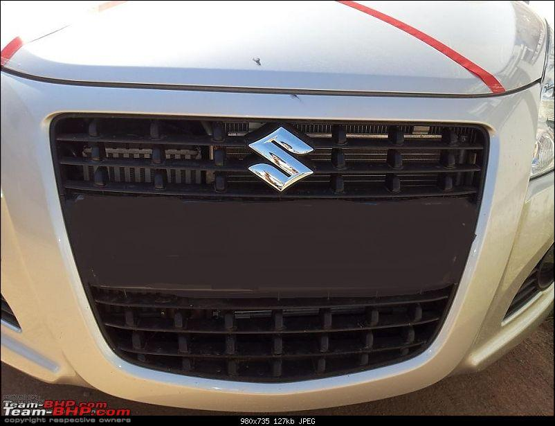 2012 Maruti Ritz VDI - Our new family workhorse! **EDIT: Now sold!**-20121227_112331.jpg