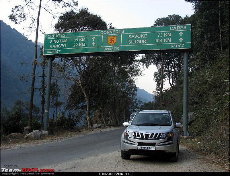 Debuda's Silver Mahindra XUV500 W6 @ Jamshedpur-xuv.jpg