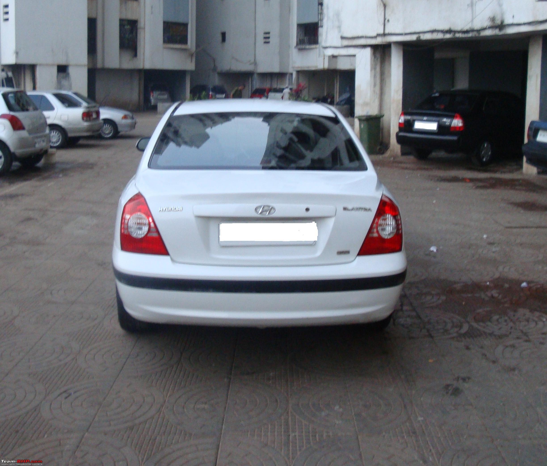 Hyundai Elantra CRDi!