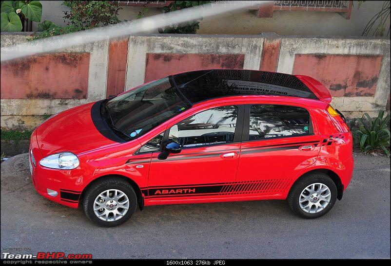 The Red Rocket - Fiat Grande Punto Sport. *UPDATE* Interiors now in Karlsson Leather-dsc_0506.jpg