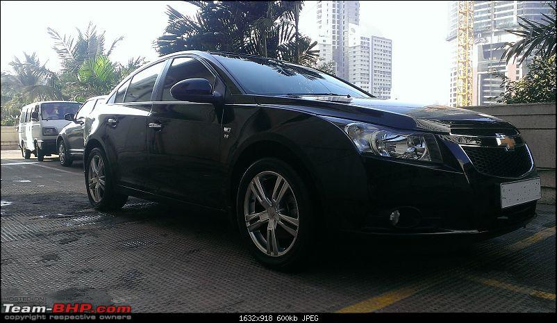 Ghostrider's Chevrolet Cruze LTZ: Initial Ownership Review-wp_20130209_003.jpg