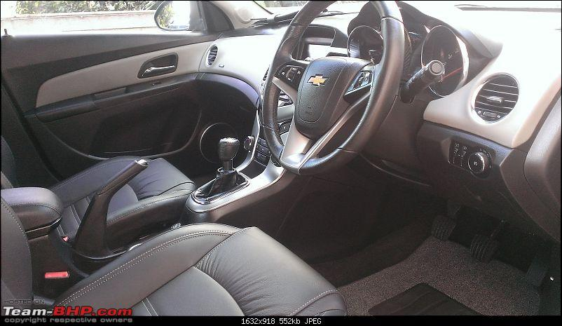 Ghostrider's Chevrolet Cruze LTZ: Initial Ownership Review-wp_20130209_010.jpg