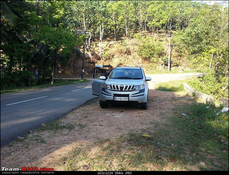 And then a Mahindra XUV5OO was born! The Columbus was born!-20130223_083605.jpg