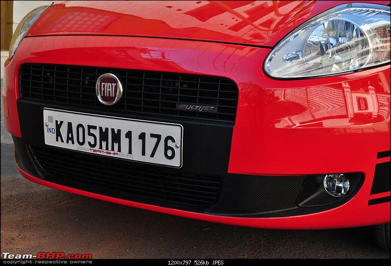 The Red Rocket - Fiat Grande Punto Sport. *UPDATE* Interiors now in Karlsson Leather-dsc_0556.jpg