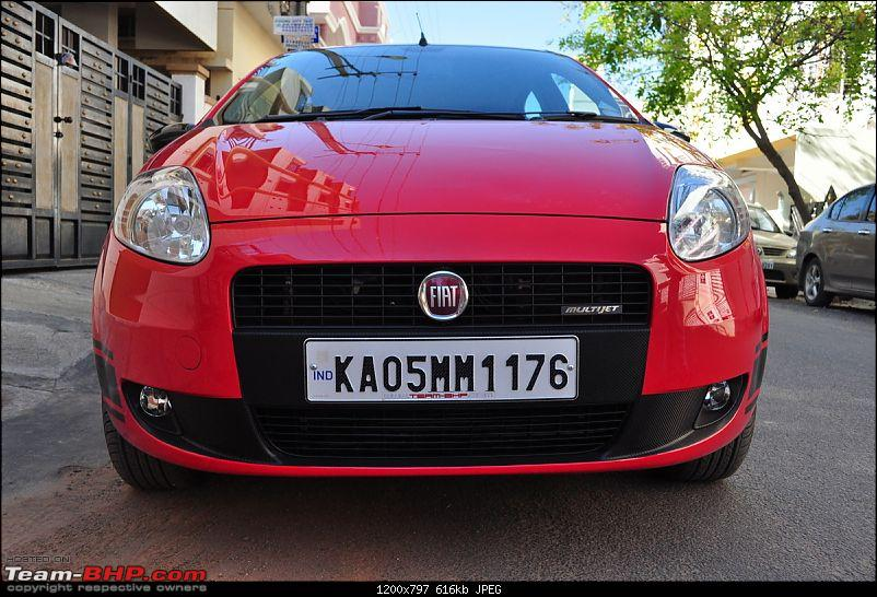 The Red Rocket - Fiat Grande Punto Sport. *UPDATE* Interiors now in Karlsson Leather-dsc_0550.jpg