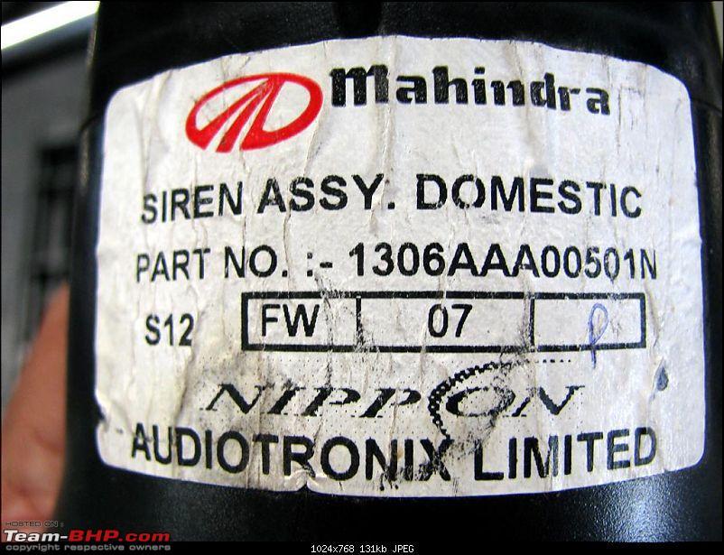 Debuda's Silver Mahindra XUV500 W6 @ Jamshedpur-xuv008.jpg