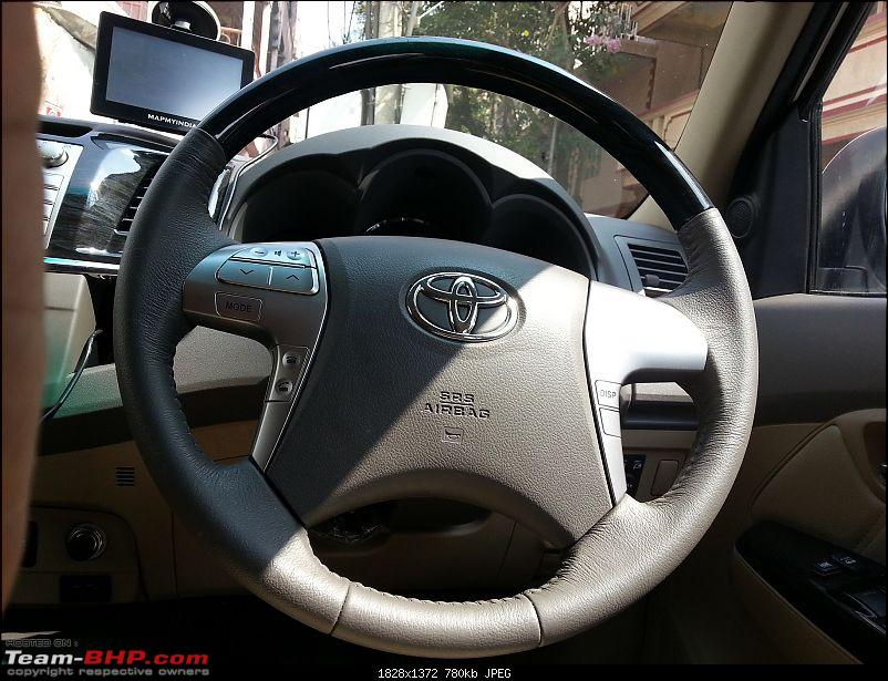 KL-31-E-X00X : 2013 Toyota Fortuner, the world is mine-20130317_102306.jpg