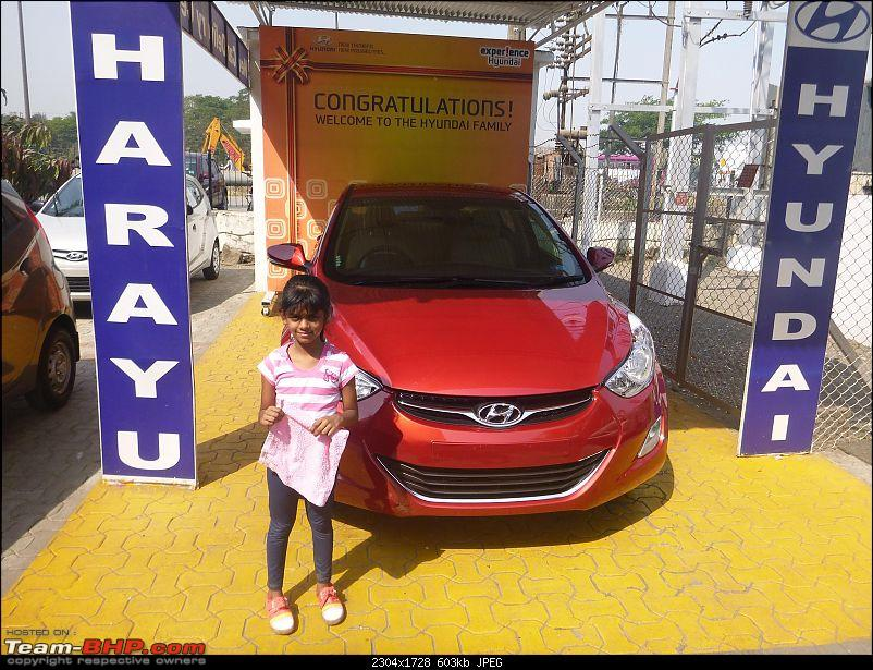 Lady In Red - Hyundai Elantra 1.8 SX (Petrol). Initial Ownership Report-p1000882.jpg