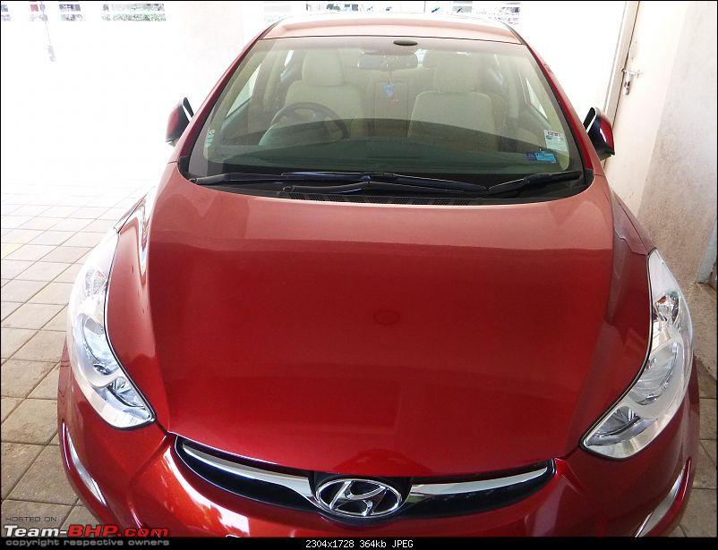Lady In Red - Hyundai Elantra 1.8 SX (Petrol). Initial Ownership Report-p1000921.jpg