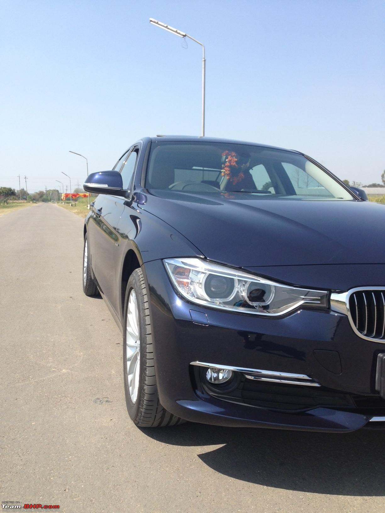My 2013 bmw 320d luxury line review updates over the 2012 model