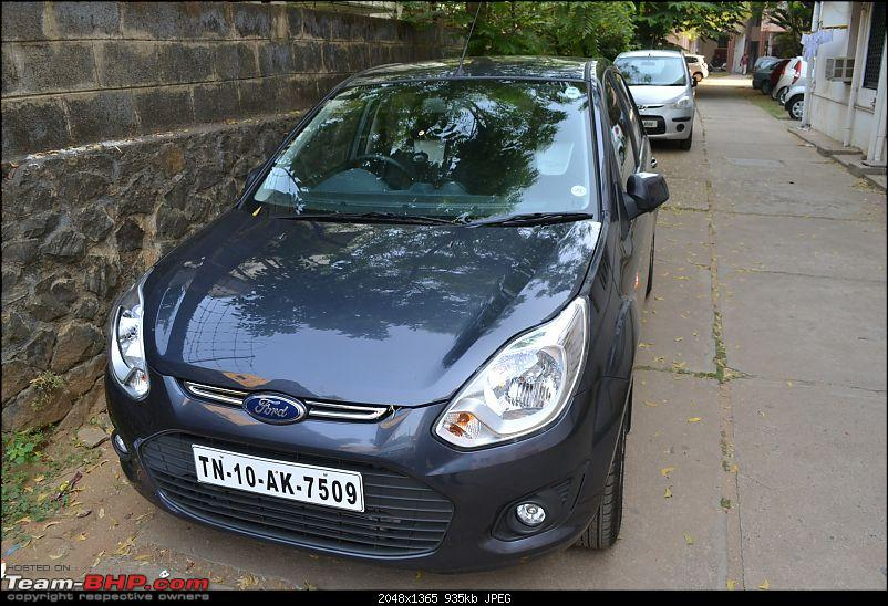 Ford Figo : The American lass who stole my heart & cash-front.jpg