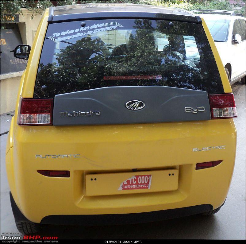 Mahindra e2o : First Drive-e2o-15.jpg