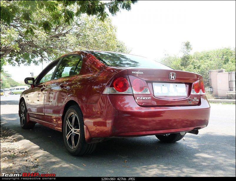 Turbocharged R18 Honda Civic. EDIT: Upgraded Turbo, 0-100 in 7.1 seconds-p1050589.jpg