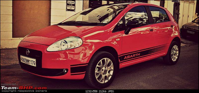 The Red Rocket - Fiat Grande Punto Sport. *UPDATE* Interiors now in Karlsson Leather-dsc_0560.jpg