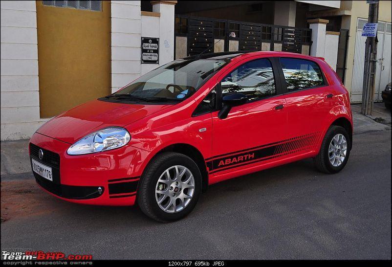 The Red Rocket - Fiat Grande Punto Sport. *UPDATE* Interiors now in Karlsson Leather-dsc_0559.jpg