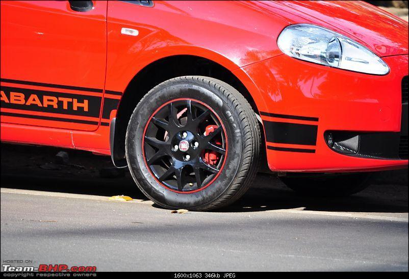 The Red Rocket - Fiat Grande Punto Sport. *UPDATE* Interiors now in Karlsson Leather-dsc_0697.jpg