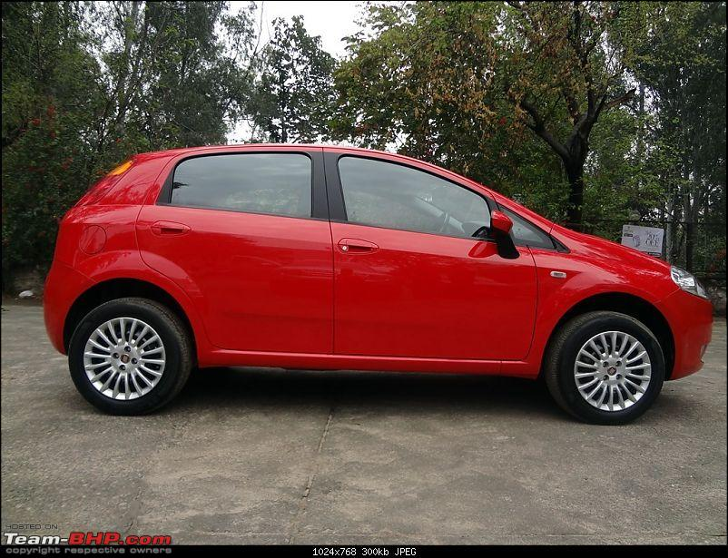 The Red Rocket - Fiat Grande Punto Sport. *UPDATE* Interiors now in Karlsson Leather-img-158.jpg