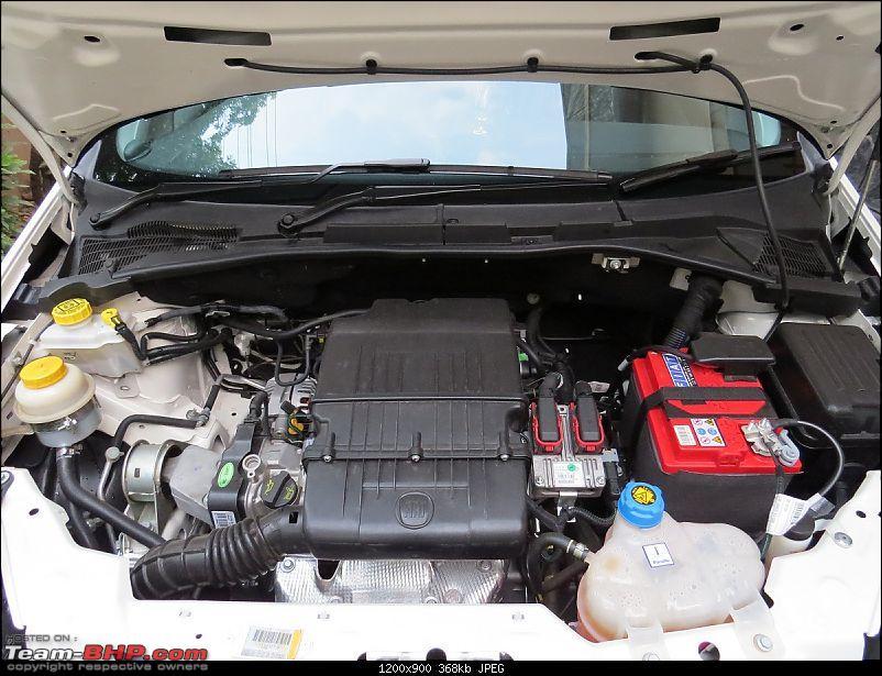 My FIAT Grande Punto 1.2 Dynamic - Initial ownership review-img_0278.jpg