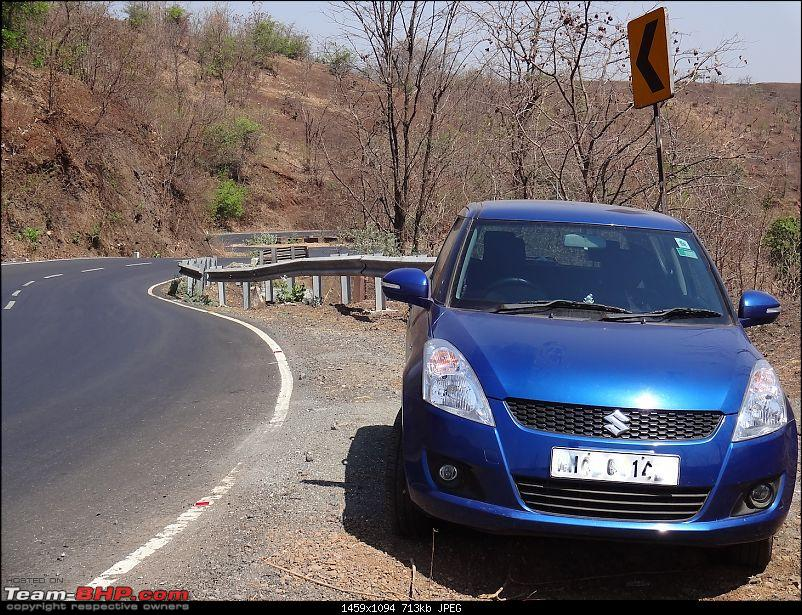 My Maruti Swift ZDi: 3rd service & 10,000 kms up-dsc01163.jpg