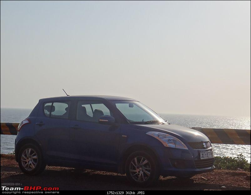My Maruti Swift ZDi: 3rd service & 10,000 kms up-dsc01346.jpg