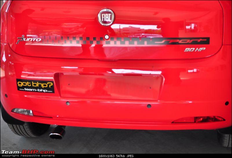The Red Rocket - Fiat Grande Punto Sport. *UPDATE* Interiors now in Karlsson Leather-dsc_0725.jpg